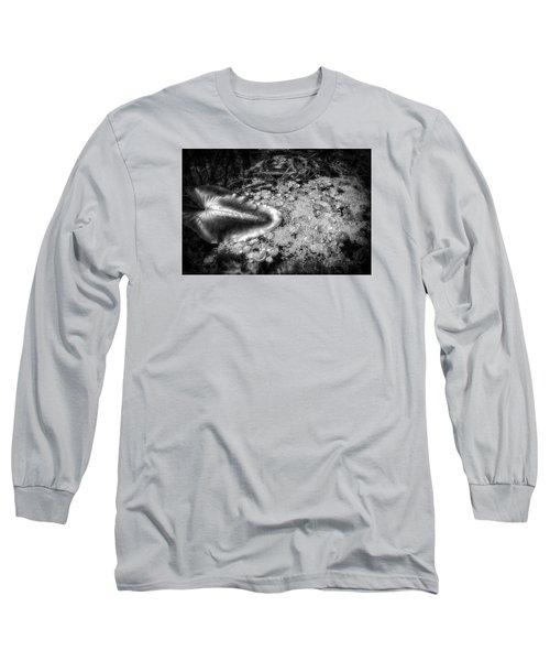 Silver Drops Long Sleeve T-Shirt