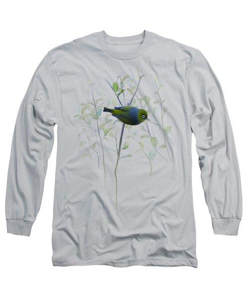 Silvereye Long Sleeve T-Shirt