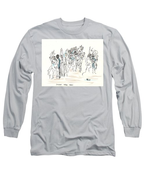 Simchat Torah Long Sleeve T-Shirt