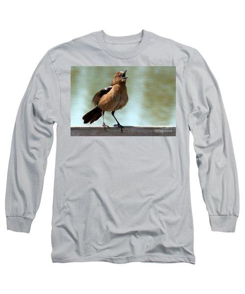 Sing Out Loud Long Sleeve T-Shirt