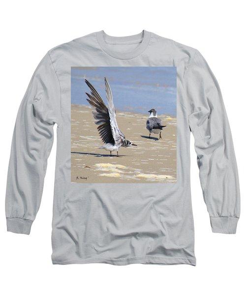 Skiddish Black Tern Long Sleeve T-Shirt