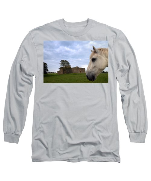 Skipness Castle Long Sleeve T-Shirt