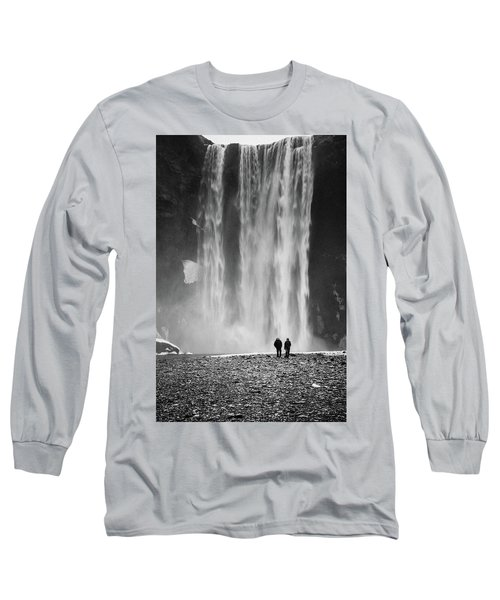 Skogafoss Long Sleeve T-Shirt