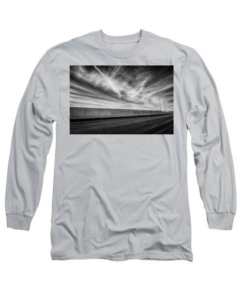 Sky Above Long Sleeve T-Shirt