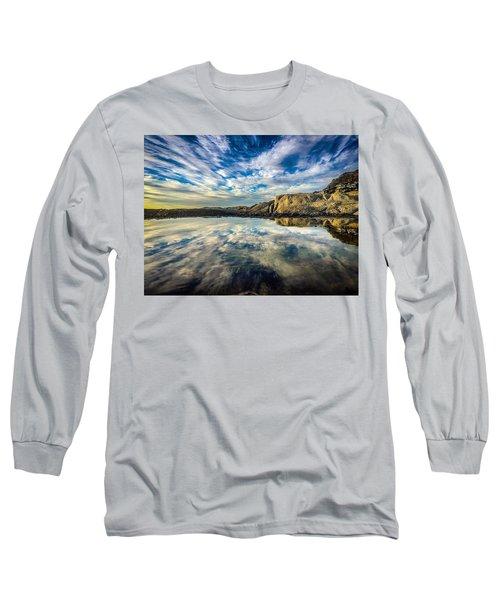 Sky Drama Long Sleeve T-Shirt