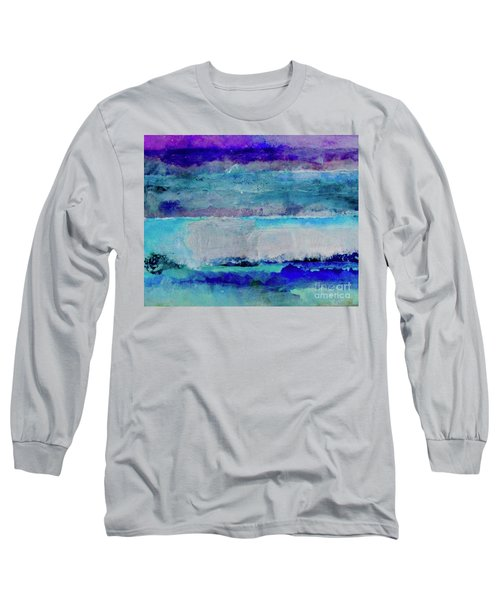 Sky Striations Long Sleeve T-Shirt