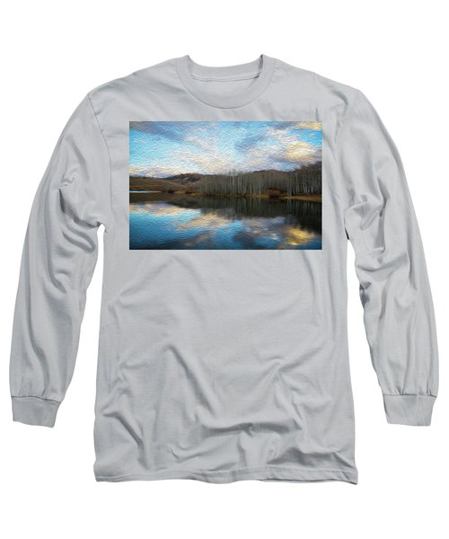 Slack Weiss Lake Long Sleeve T-Shirt