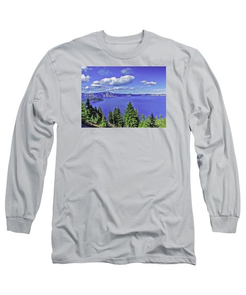 Long Sleeve T-Shirt featuring the photograph Sleeping Wizard by Nancy Marie Ricketts