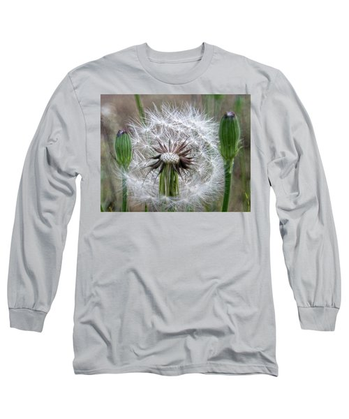Slight Breeze Long Sleeve T-Shirt
