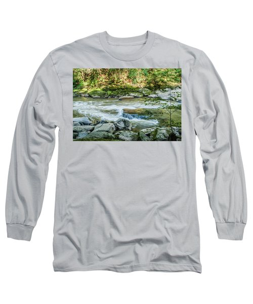 Slippery Rock Gorge - 1914 Long Sleeve T-Shirt