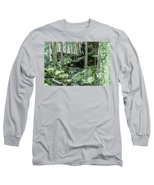 Slippery Rock Gorge - 1933 Long Sleeve T-Shirt