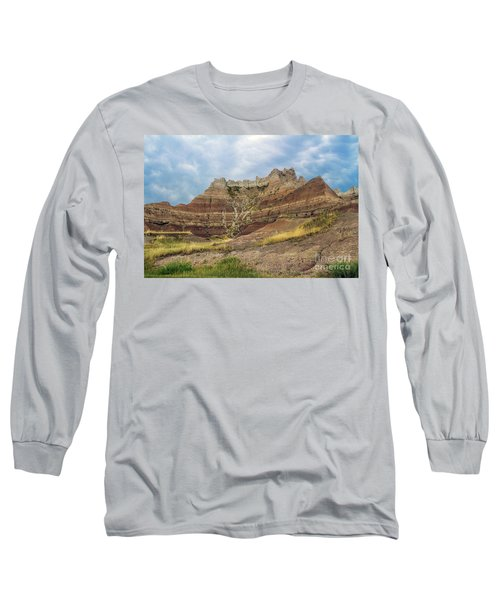 Slow Erosion Long Sleeve T-Shirt