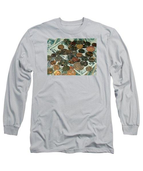 Small Change Long Sleeve T-Shirt