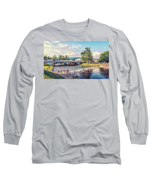 Small Town America Long Sleeve T-Shirt