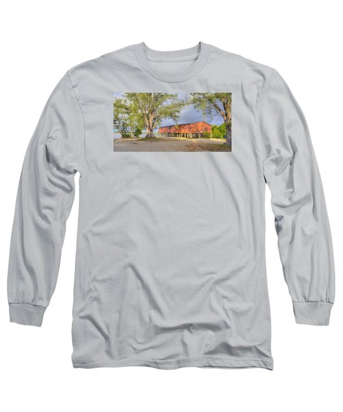 Smallwood Long Sleeve T-Shirt by Sean Allen