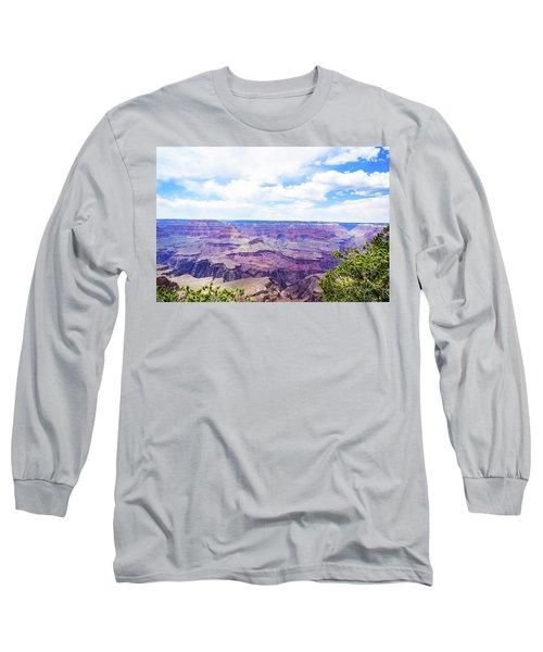 Smoke In The Air Long Sleeve T-Shirt