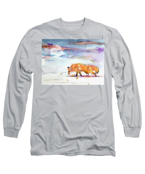 Sniffing Out Some Magic Long Sleeve T-Shirt by Beverley Harper Tinsley