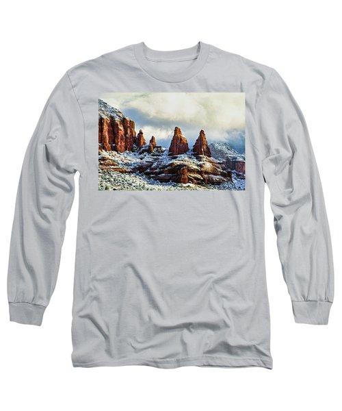 Snow 04-002 Long Sleeve T-Shirt