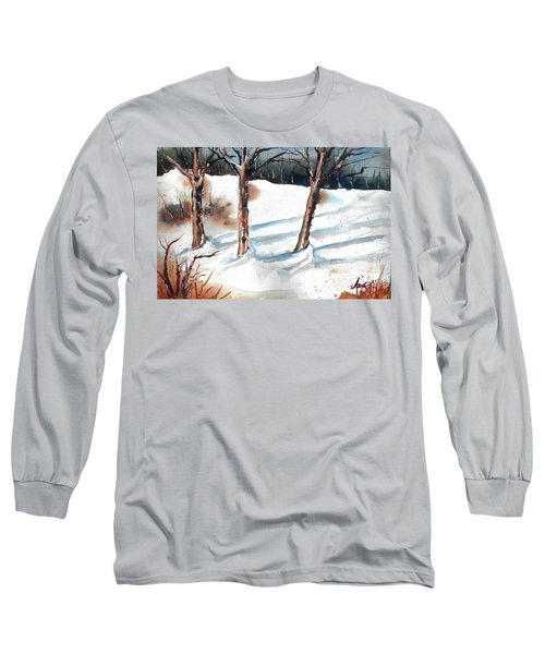 Snow Orchard Long Sleeve T-Shirt