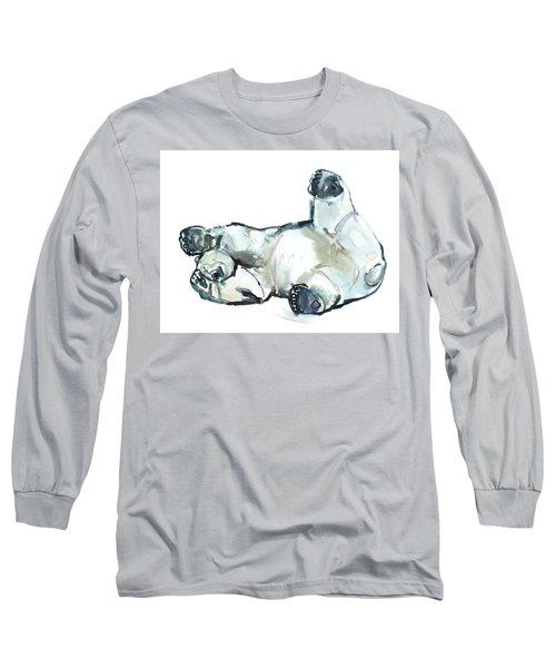 Snow Rub Long Sleeve T-Shirt