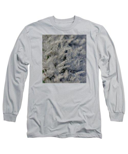 Snowchrystals  Long Sleeve T-Shirt