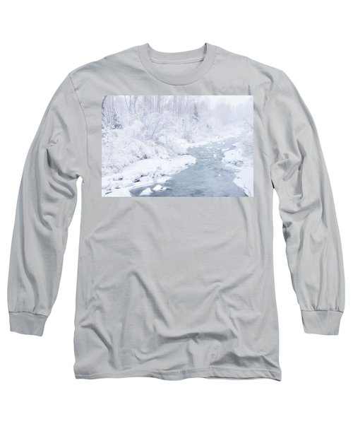 Snowy River Long Sleeve T-Shirt