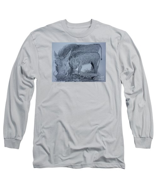 Snuggle Long Sleeve T-Shirt