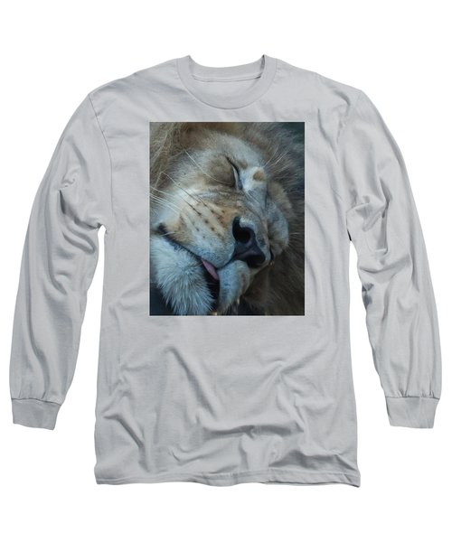 So Tired Long Sleeve T-Shirt