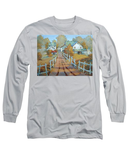 Soaking Up Some Rays Long Sleeve T-Shirt