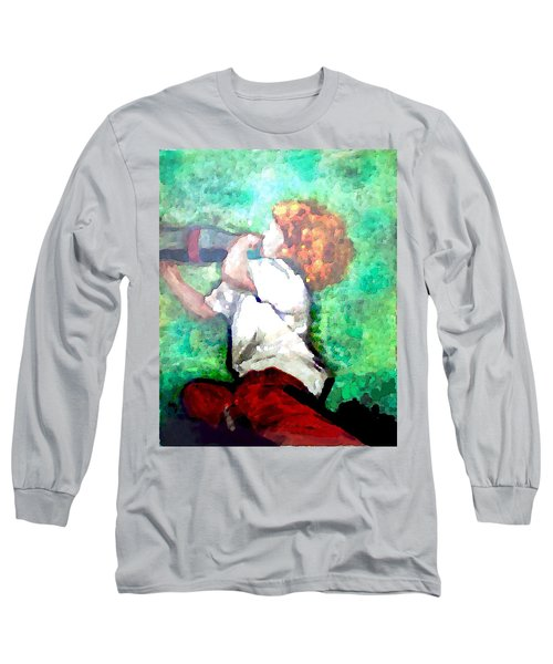 Soda Pop Child Long Sleeve T-Shirt