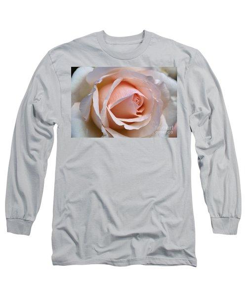 Soft Rose Long Sleeve T-Shirt