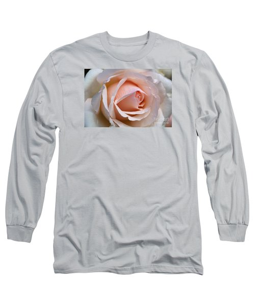 Soft Rose Long Sleeve T-Shirt
