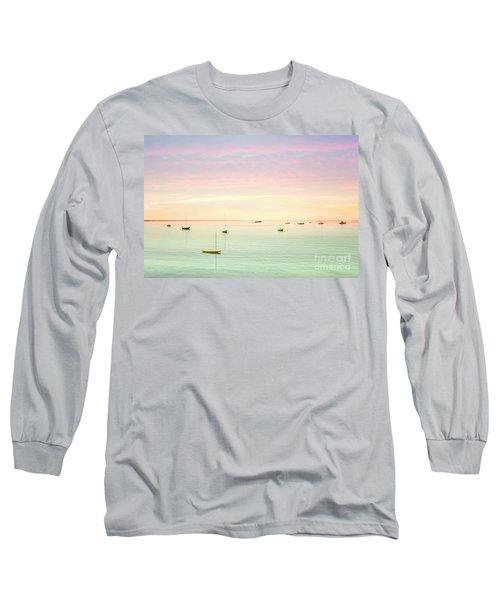 Softness And Light Long Sleeve T-Shirt