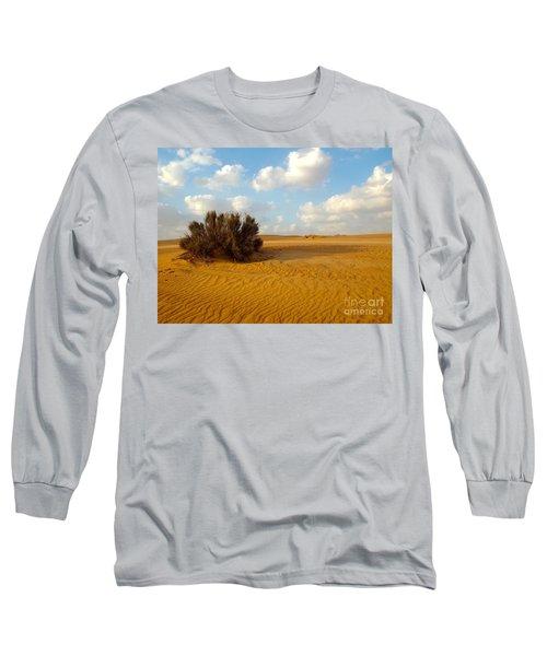 Solitary Shrub Long Sleeve T-Shirt