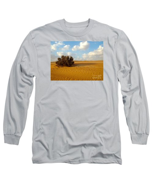 Solitary Shrub Long Sleeve T-Shirt