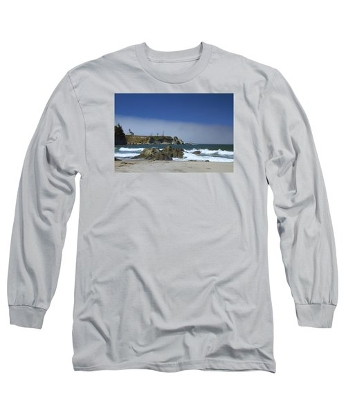 Long Sleeve T-Shirt featuring the photograph Solitude by Tom Kelly