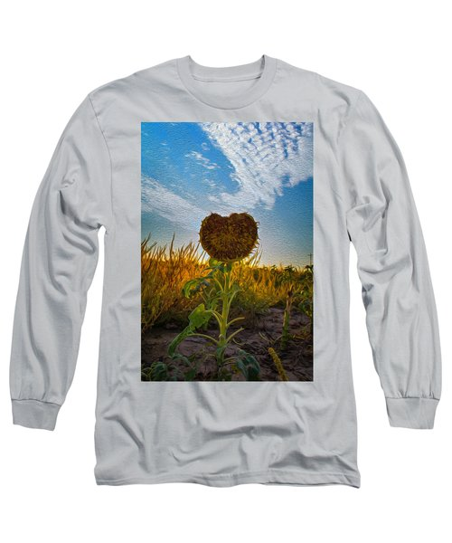 Some Flower Long Sleeve T-Shirt