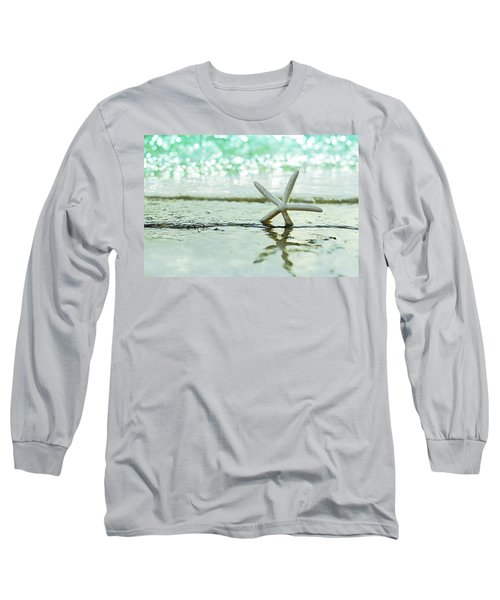 Somewhere You Feel Free Long Sleeve T-Shirt by Laura Fasulo