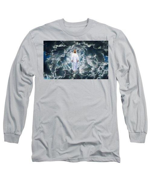 Son Of Man Long Sleeve T-Shirt