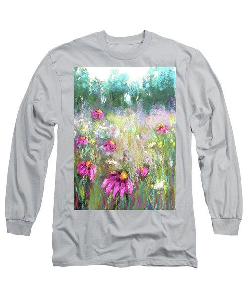 Song Of The Flowers Long Sleeve T-Shirt