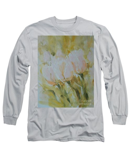 Sonnet To Tulips Long Sleeve T-Shirt