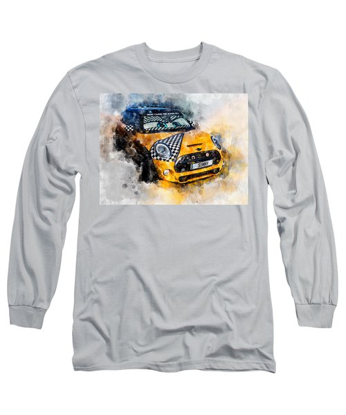 Sonny Watercolor Long Sleeve T-Shirt