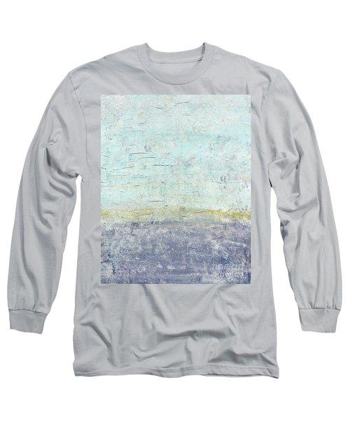 Sonoran Desert #3 Southwest Vertical Landscape Original Fine Art Acrylic On Canvas Long Sleeve T-Shirt