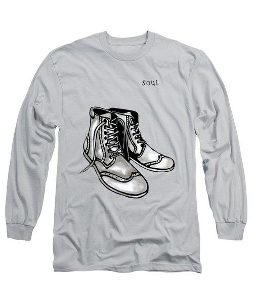 Soul 2 Long Sleeve T-Shirt by Tom Fedro - Fidostudio