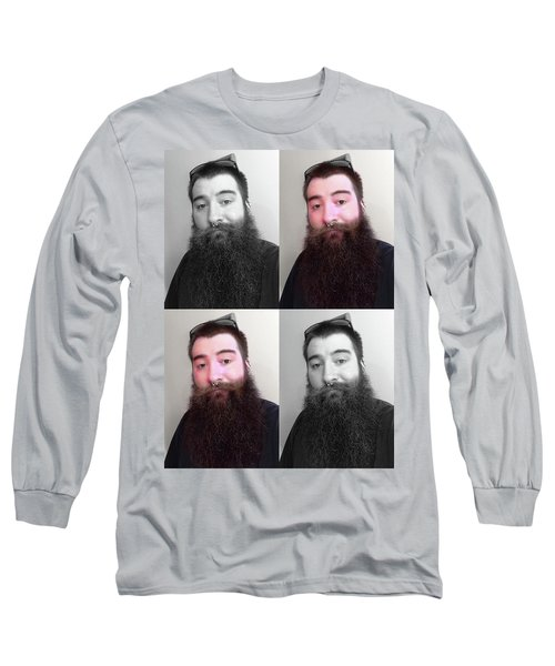 Long Sleeve T-Shirt featuring the photograph Soulmate In Colour by Shawn Dall