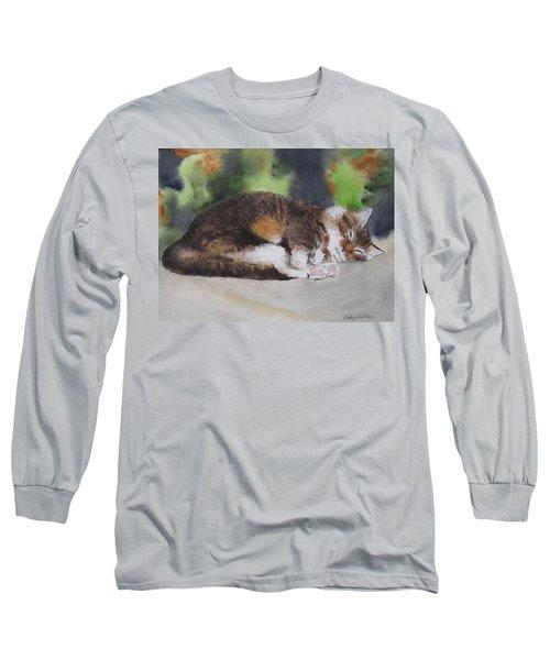 Sound Asleep Long Sleeve T-Shirt