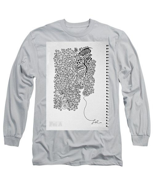Soundless Whisper Long Sleeve T-Shirt