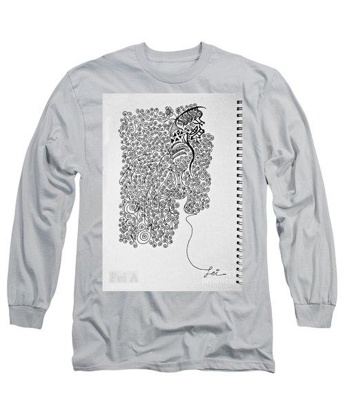 Soundless Whisper Long Sleeve T-Shirt