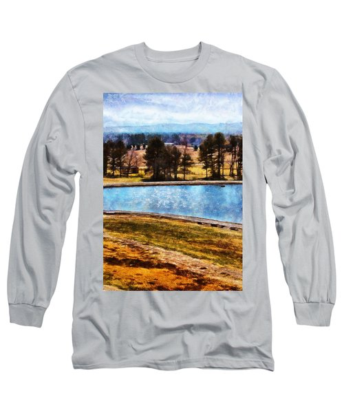 Southern Farmlands Long Sleeve T-Shirt