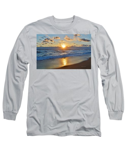 Southern Shores 10/18/15 Long Sleeve T-Shirt